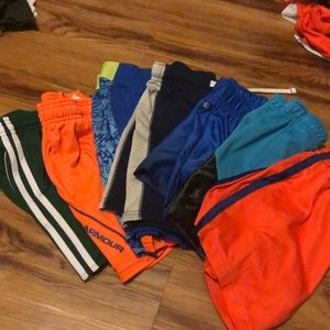 Other - Boys athletic shorts lot size 5